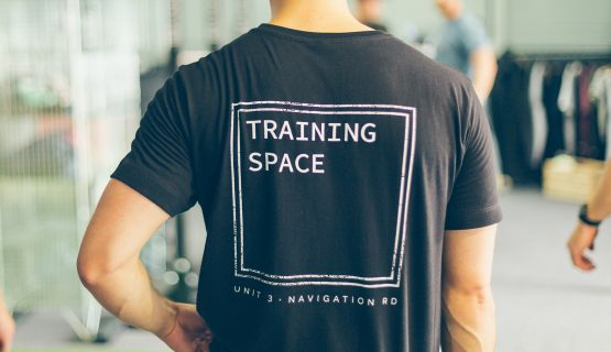 Training Space turns 1