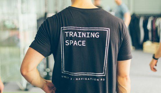Training Space turns 1